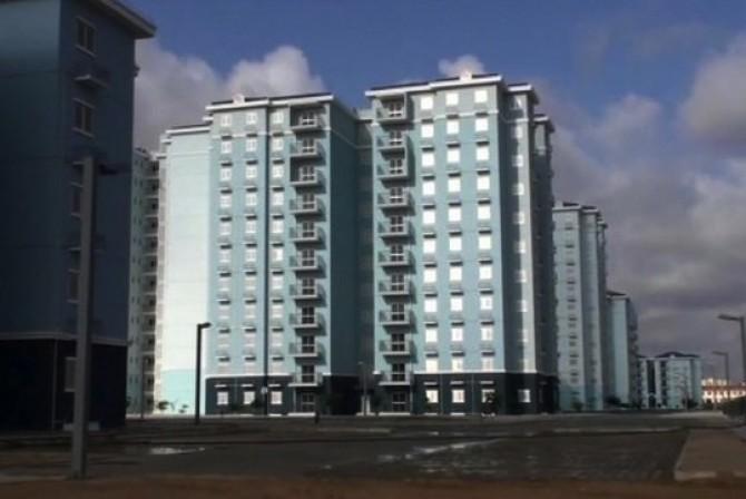 Așa arată orașul fantomă Kilamba