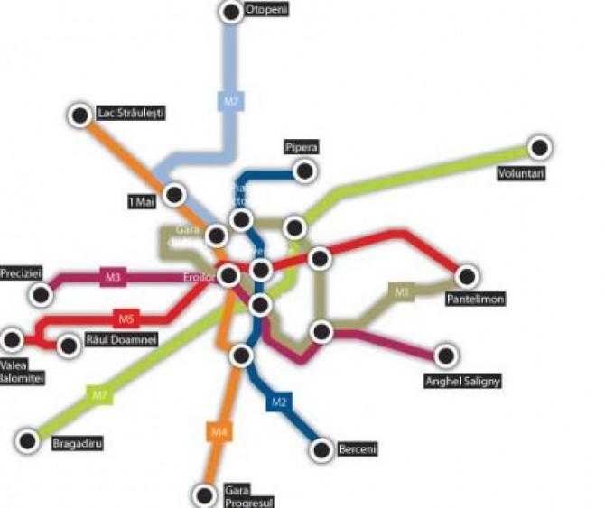 Metroul Va Acoperi Toată Capitala Pană In 2020 Dcnews