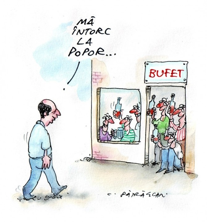 caricatura zilei, 25 iulie, 2012