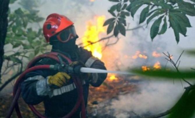 incendiu Masivul Bucegi
