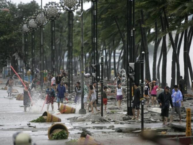 Panică în Filipine