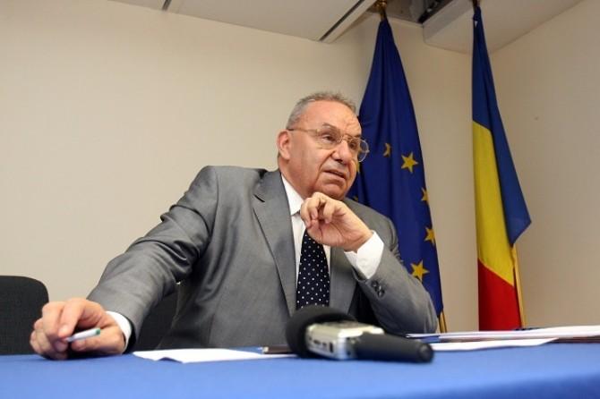 CONSILIUL EUROPEAN - ANDREI MARGA