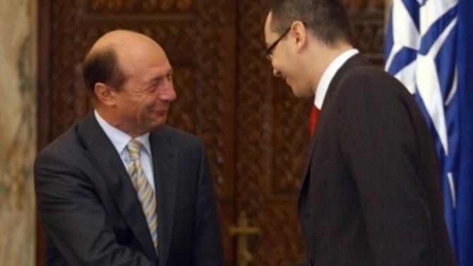 Coabitare Basescu-Ponta