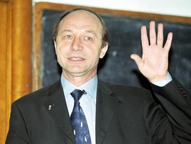 basescu ministru