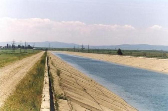 canal siret baragan