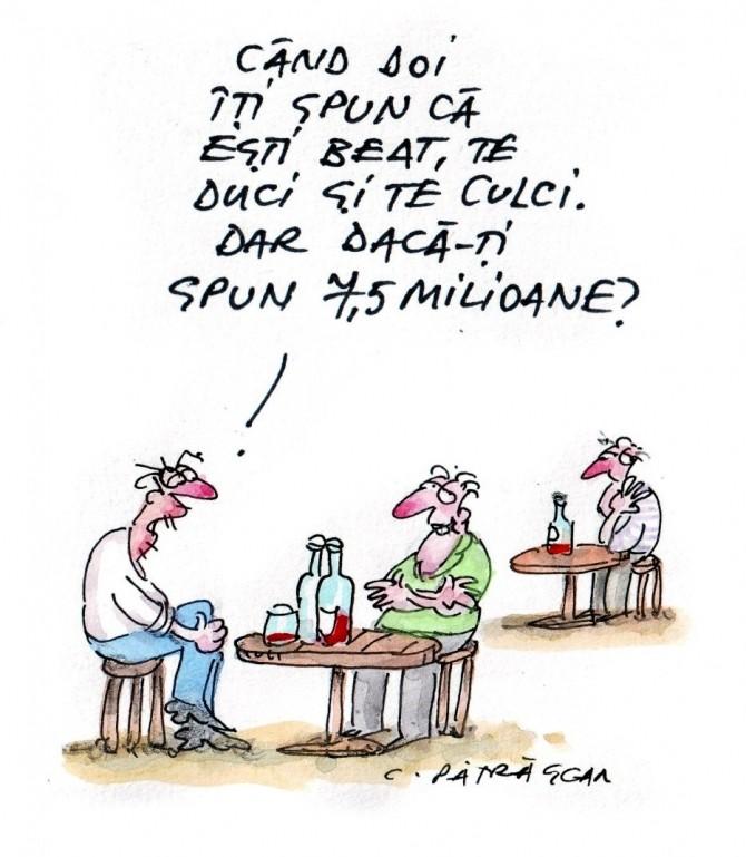 caricatura 4 august 2012