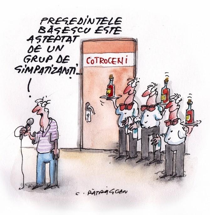 caricatura zilei, 22 august, 2012