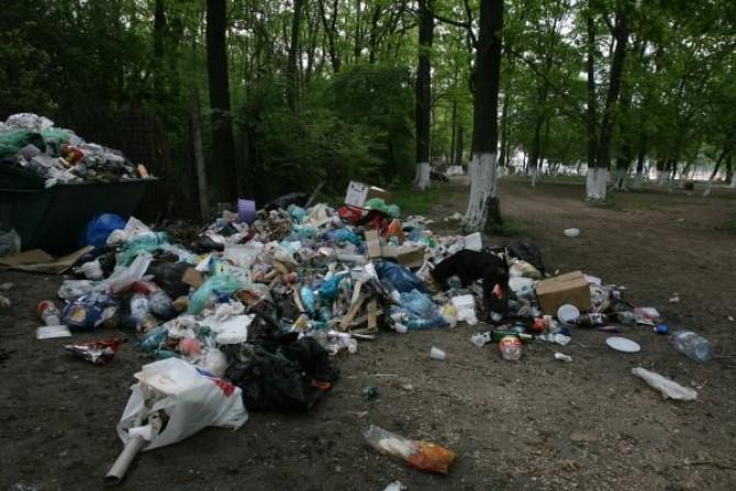 deșeuri - România codașă
