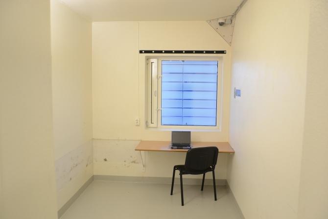 Cum arată o celulă din închisoarea în care stă criminalul norvegian Anders Breivik
