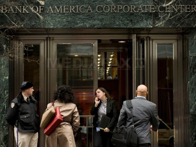 Concedieri masive la Bank of America