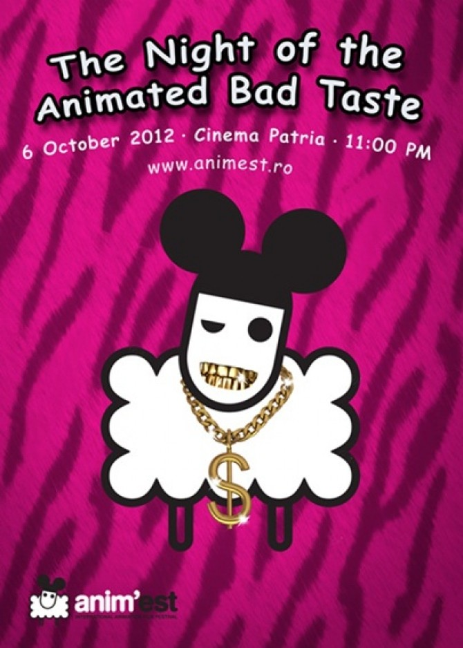 The Night of the Animated Bad Taste