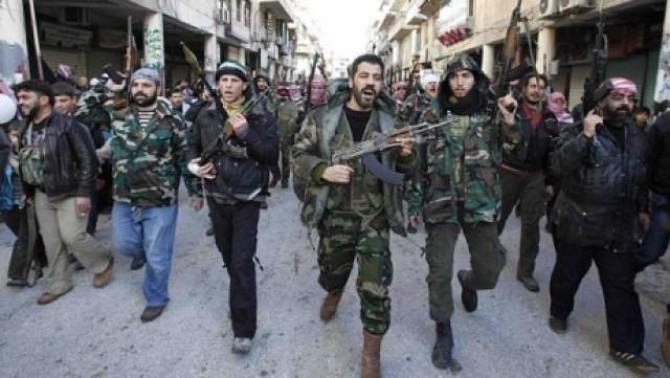 conflict syria