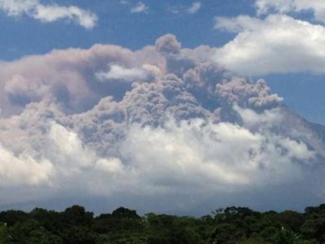 vulcanul de foc