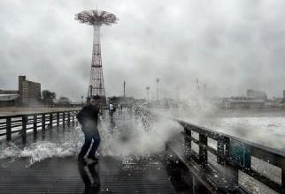 Hurricane Sany Bridge