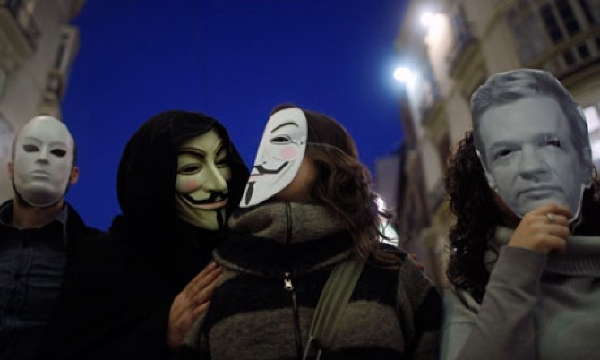 WikiLeaks-Anonymous dc