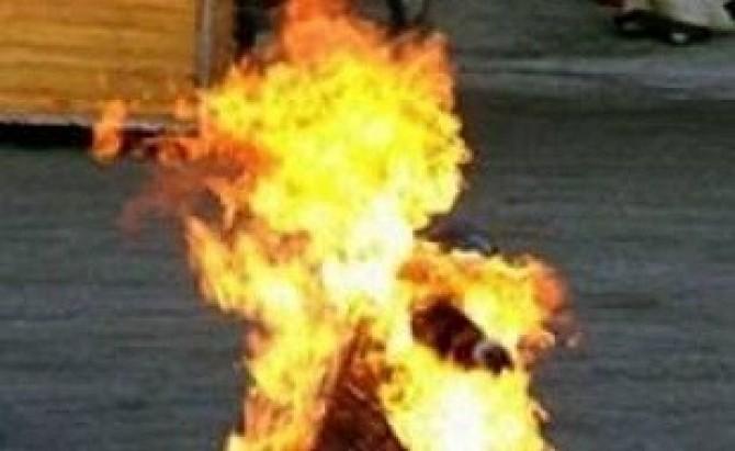 Si-a dat foc