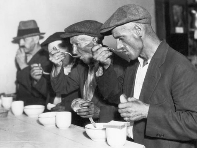 marea criza supa saracilor
