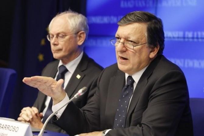 Van Rompuy Barroso