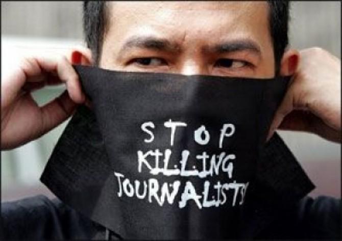 stop killing journalists
