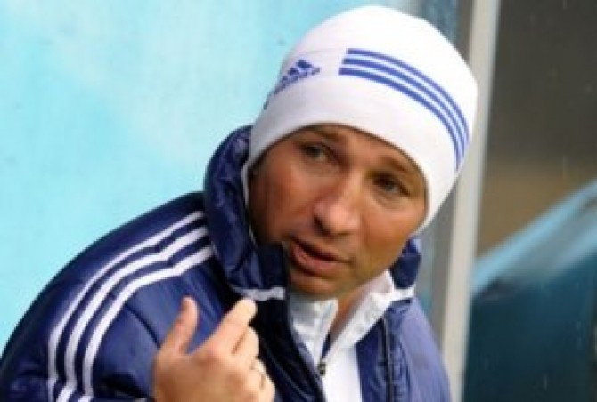 Dan Petrescu Dinamo Moscova