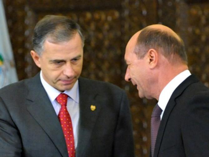 Geoană Băsescu