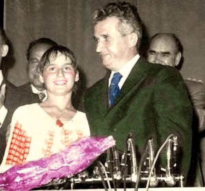 Nadia Ceaușescu