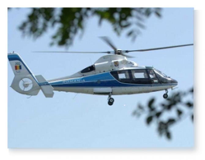 Elicopter, foto ilustrativ