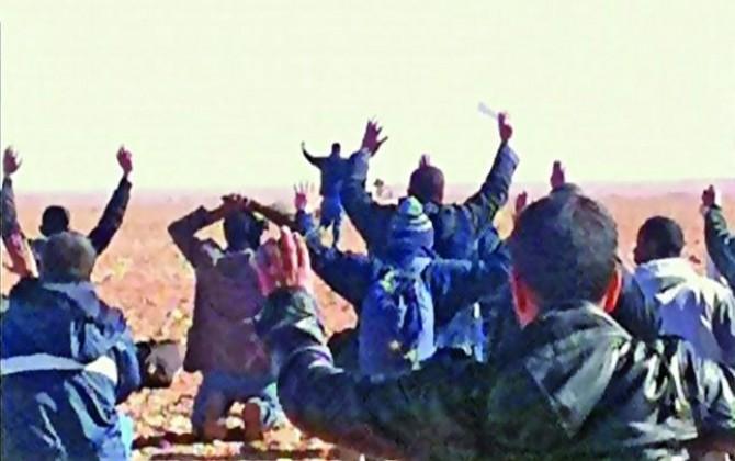 algeria ostatici
