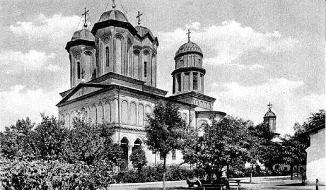 manastirea vacaresti dc