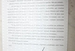 scrisoare basescu dc3