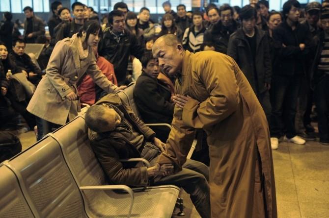 calugar chinez mort