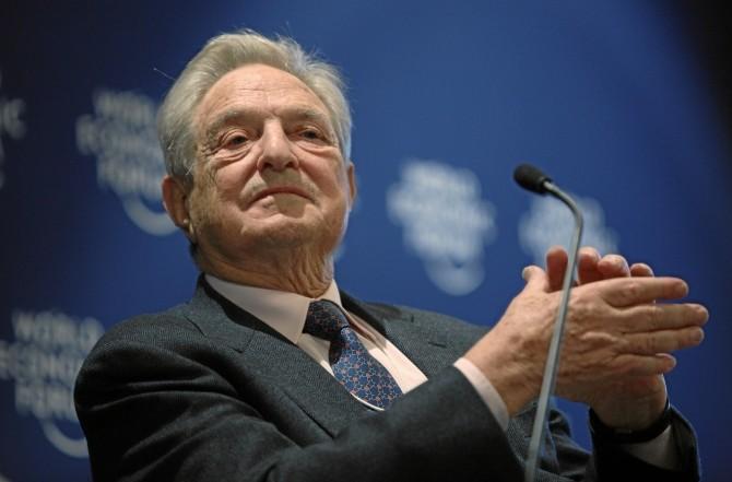 Rebuilding Economics: George Soros