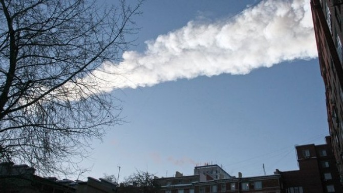 meteorit ural