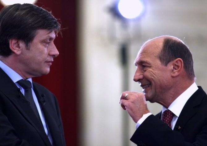 Antonescu Băsescu