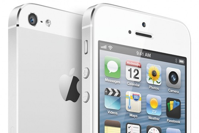 iPhone 5S a intrat în producție.
