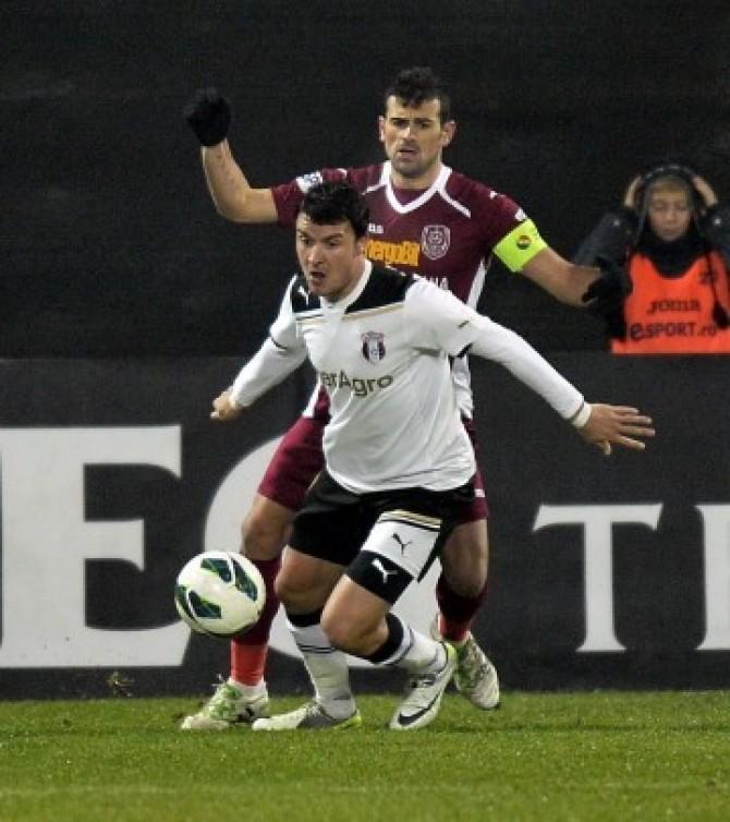 CFR Cluj - Astra Giurgiu