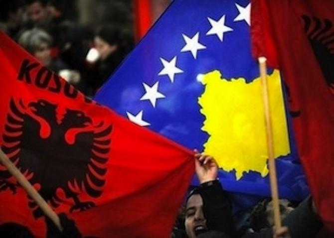 kosovo steag dece