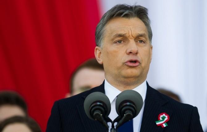 Premierul Ungariei, conservatorul Viktor Orban