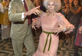 FILE: Duchess of Alba Suffers Broken leg While On Vacation In Rome