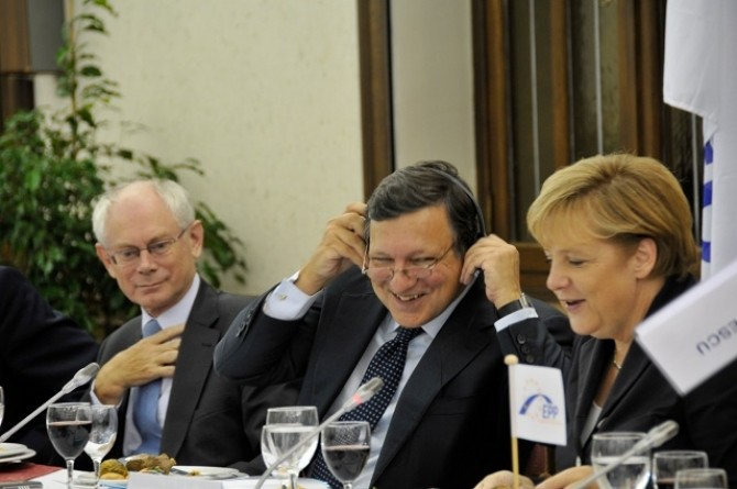 vanR Barroso Merkel dece