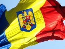 Steag cu Stema României