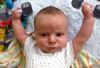 funny-baby-pictures-taking-fitness
