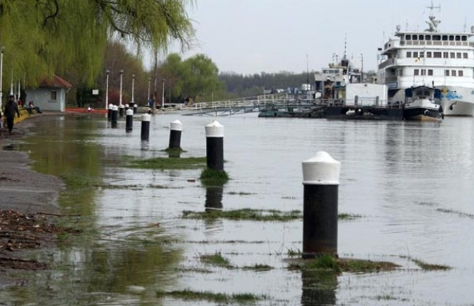 Dunăre inundații