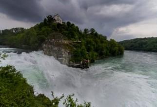 Cascada Rinului, Elveția