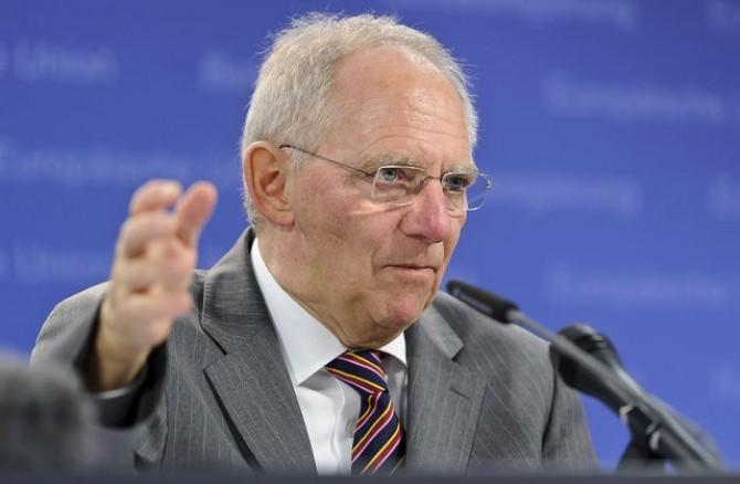 Wolfgang Schaeuble este noul președinte al Bundestagului