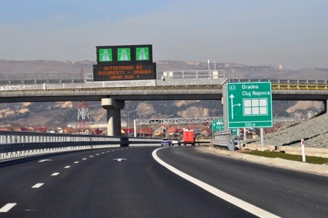 Autostradă România
