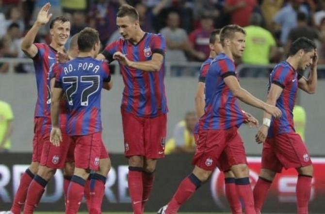 Steaua Dinamo Tbilisi