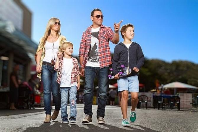 turisti-familie