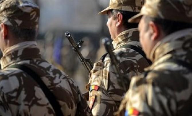 soldat roman afganistan