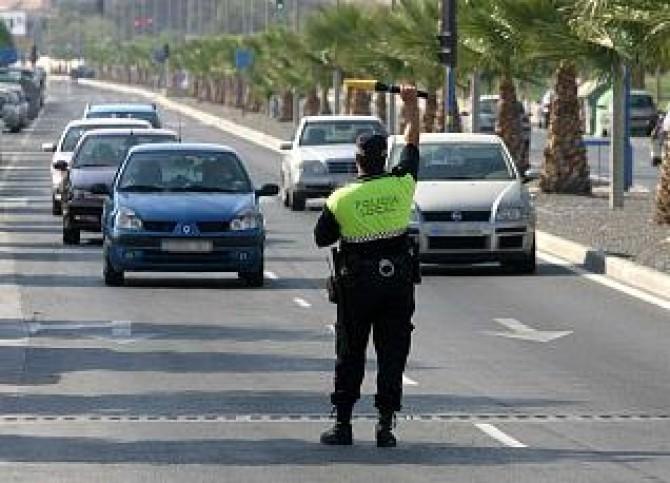 politie-spania